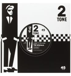 The Specials - Sock It To 'Em J.B. (Dub) / Rat Race (Dub) (Vinyl Maniac)