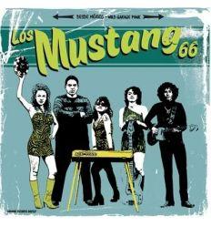 Los Mustang 66 - Los Mustang 66 (Vinyl Maniac - record store shop)