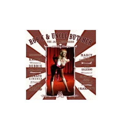 Rob K. & Uncle Butcher - The Jam Messengers (Vinyl Maniac - record store shop)