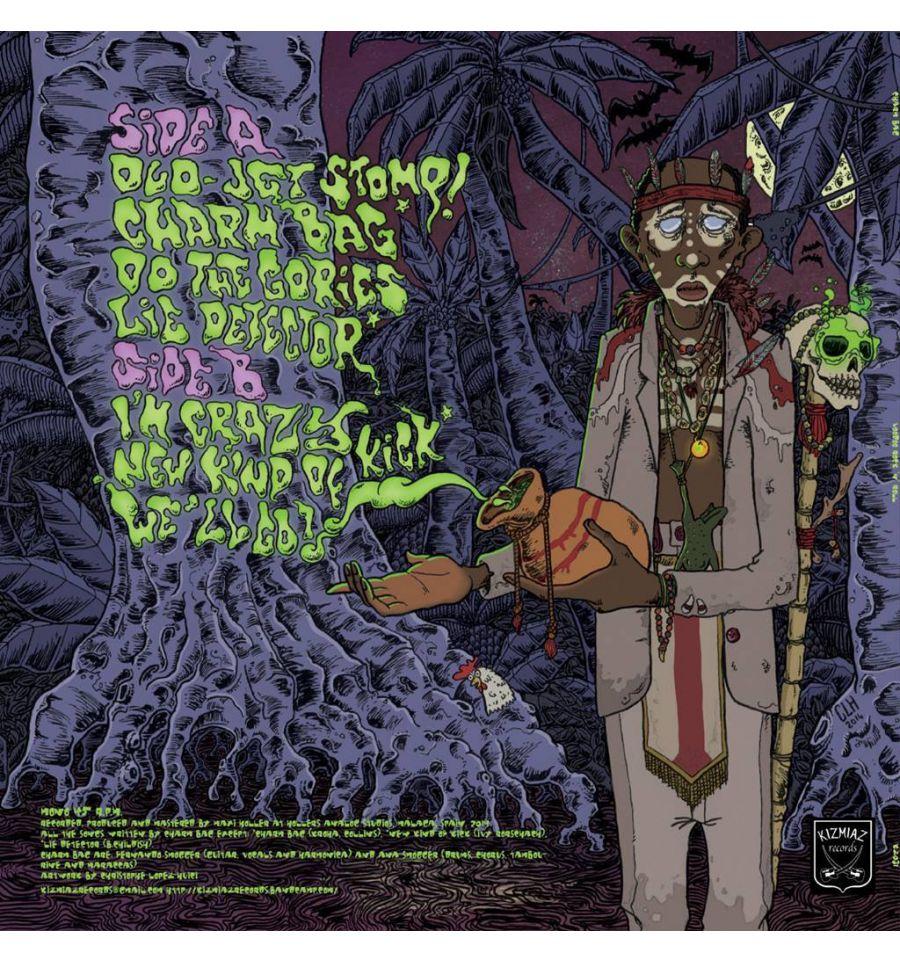 Charm Bag Voodoo Rock N Roll Vinyl Maniac Disques