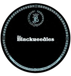 The Blackneedles - Kick Down The Door (Vinyl Maniac - record store shop)