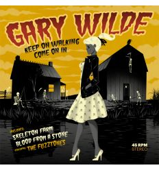 Gary Wilde - Keep On Walking (Vinyl Maniac - record store shop)