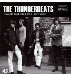 The Thunderbeats - I Wanna Take You Down / Confusion (Vinyl Maniac - record store shop)
