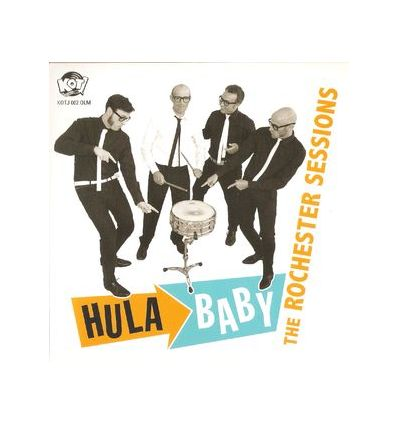 Hula Baby - The Rochester Sessions (Vinyl Maniac - record store shop)