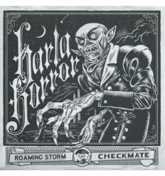 Harla Horror ‎- Roaming Storm / Checkmate (Vinyl Maniac - record store shop)