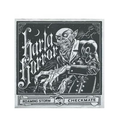 Harla Horror - Roaming Storm / Checkmate (Vinyl Maniac - record store shop)