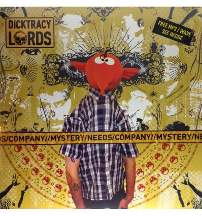 DickTracy Lords - Mystery Needs Company (Vinyl Maniac - record store shop)