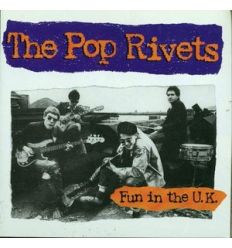 The Pop Rivets - Fun In The U.K. (Vinyl Maniac - record store shop)
