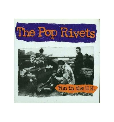 The Pop Rivets - Fun In The U.K. (Vinyl Maniac - record store shop)
