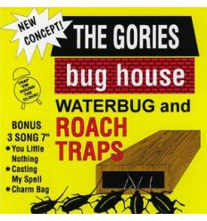 The Gories - Bug House Waterbug And Roach Traps (Vinyl Maniac - record store shop)