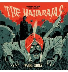 The Maharajas - Plug Sides (Vinyl Maniac - record store shop)