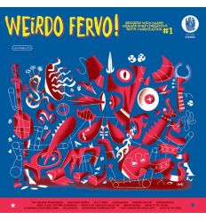 Weirdo Fervo : Bizare Wild Trash Garage Surf & Primitive Rock Compilation 1 LP (Vinyl Maniac - record store shop)