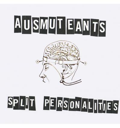 Ausmuteants - Split Personalities (Vinyl Maniac - record store shop)
