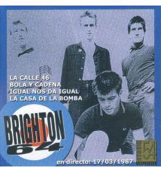 Brighton 64 - En Directo:17/03/1987 Studio 54 (Vinyl Maniac - record store shop)