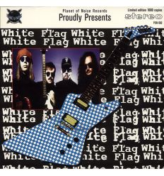 White Flag - Novacaine (Vinyl Maniac) EP single Punk band
