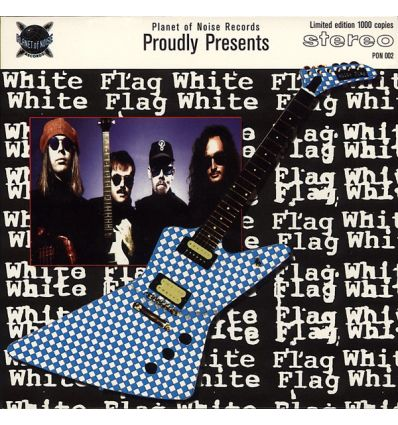 White Flag - Novacaine (Vinyl Maniac) EP single Punk band
