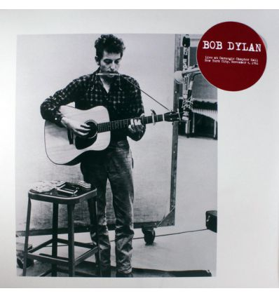 Bob Dylan - Live At Carnegie Chapter Hall, New York City, November 4, 1961