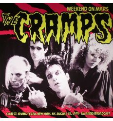 The Cramps - Weekend On Mars-Club 57, Irving Plaza, (Vinyl Maniac - vente de disques en ligne)