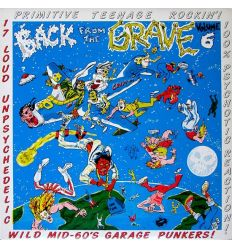 Compilation Back From The Grave Volume 6 (Gatefold) (Vinyl Maniac)