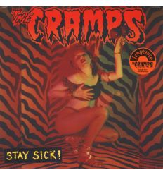 The Cramps - Stay Sick! (LP + MP3) (Vinyl Maniac, disquaire en ligne)