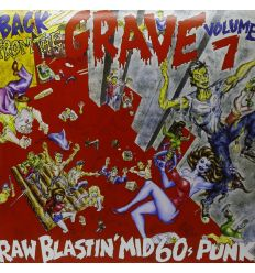 Compilation Back From The Grave Volume 7 (Gatefold - Double LP) (Vinyl Maniac)