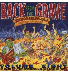 Compilation Back From The Grave Volume 8 (Gatefold - Double LP)